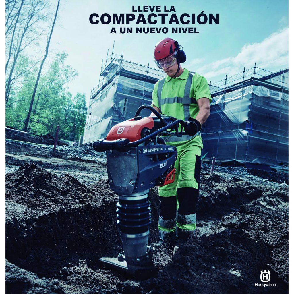 COMPACTADORA TIPO BAILARINA